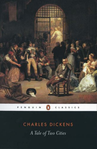 Book Review: A Tale of Two Cities by Charles Dickens