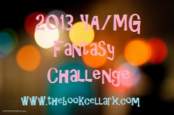 YA/MG Fantasy Reading Challenge
