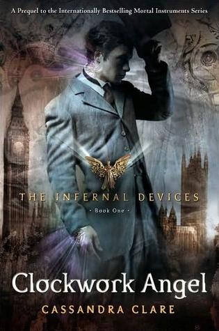 Book Review: The Clockwork Angel by Cassandra Clare
