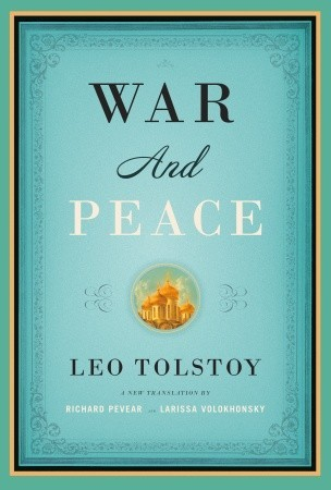 Double Review: War and Peace and My Kindle