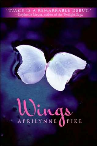 Book Review: Wings by Aprilynne Pike