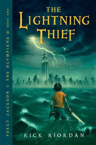 Book Review: The Lightning Thief by Rick Riordan