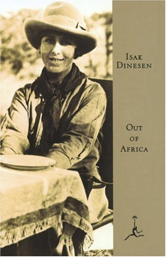 Book Review: Out of Africa by Isak Dinesen