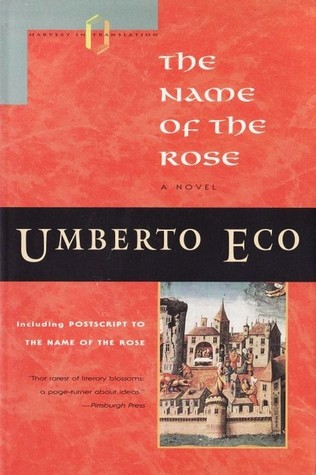 Book Review: The Name of the Rose by Umberto Eco