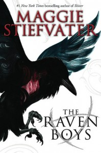 Book Cover for The Raven Boys by Maggie Stiefvater