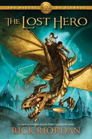 Book Review: The Lost Hero by Rick Riordan