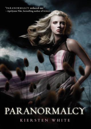 Book Review: Paranormalcy by Kiersten White
