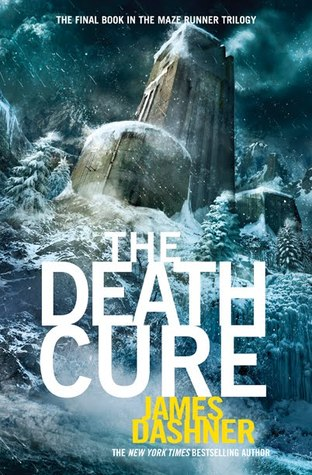 Book Review: The Death Cure by James Dashner