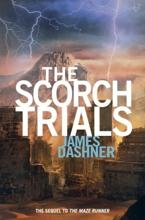 Book Review: The Scorch Trials by James Dashner