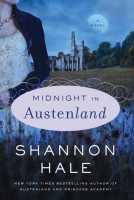 Book Cover Midnight in Austenland by Shannon Hale