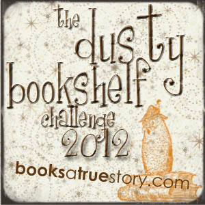 Dusty Bookshelf Challenge