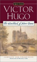 Book cover for Hunchback of Notre Dame by Victor Hugo