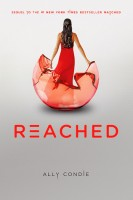 Book Cover of Reached by Ally Condie