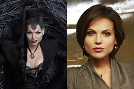 Evil Queen Regina from Once Upon a Time ABC