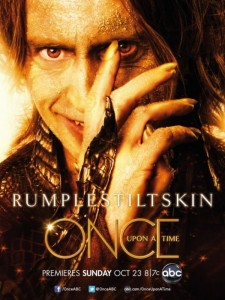Rumplestiltskin Poster for Once Upon a Time ABC