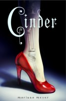 Book Cover for Cinder by Marissa Meyer