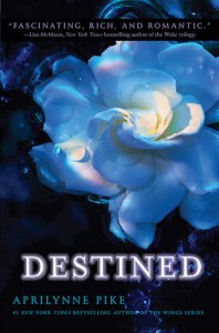 Book Cover of Destined by Aprilynne Pike