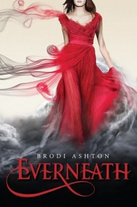 Book Cover for Everneath by Brodi Ashton