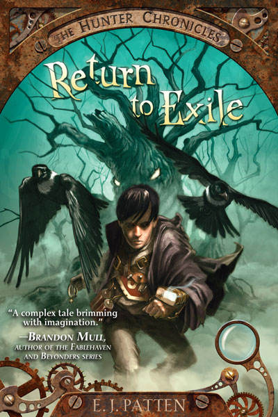 Book Review: Return to Exile by E.J. Patten