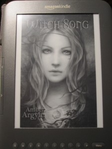 Ebook Cover for Witch Song by Amber Argyle