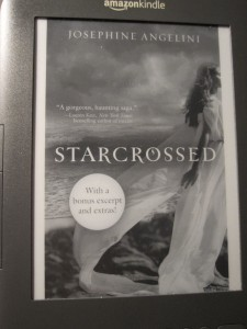 Ebook cover for Starcrossed by Josephine Angelini