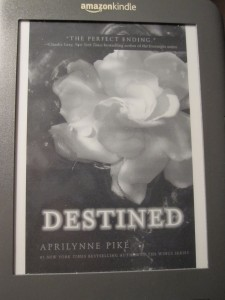 Ebook Cover for Destined by Aprilynne Pike