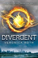Book Cover for Divergent by Veronica Roth
