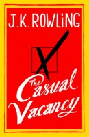 Book Cover for The Casual Vacancy by J.K. Rowling