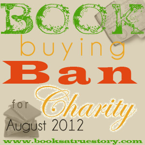 Book Buying Ban for Charity