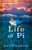 Book Cover for Life of Pi by Yann Martel