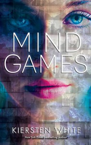 Book Cover for Mind Games by Kiersten White