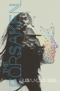 Book Cover for The Forsaken by Lisa M. Stasse