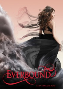 Book Cover for Everbound by Brodi Ashton (Everneath #2)