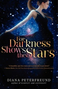 Book Cover for For the Darkness Shows the Stars by Diana Peterfreund