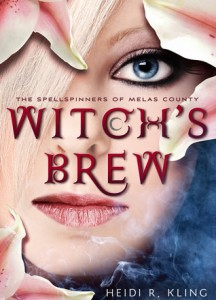 Book Cover for Witch's Brew by Heidi R. Kling