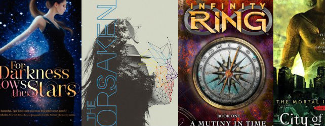 September TBR Pile, Online Events, and Utah Signings