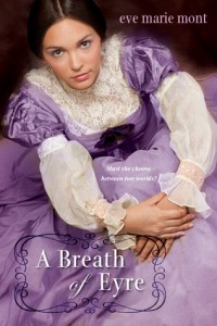 Book Cover for A Breath of Eyre by Eve Maire Mont