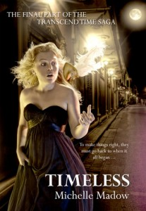 Book Cover for Timeless by Michelle Madow