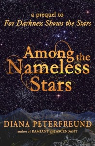 Book Cover for Among the Nameless Stars by Diana Peterfreund