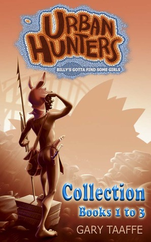 Book Review: Urban Hunters Collection Books 1-3 by Gary Taaffe