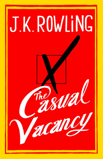 Book Review: The Casual Vacancy by J.K. Rowling
