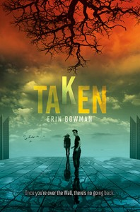 Book Cover for Taken by Erin Bowman