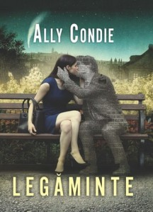 Book Cover for Matched by Ally Condie (Romanian)