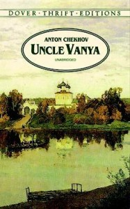 Book Cover for Uncle Vanya by Anton Chekhov