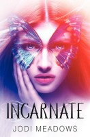 Book Cover for Incarnate by Jodi Meadows