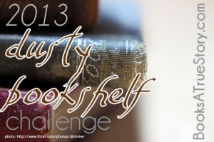 The Dusty Bookshelf 2013 Reading Challenge