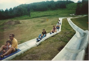 Alpine Slide 1