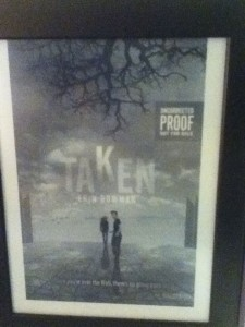 Taken by Erin Bowman ARC Kindle Cover