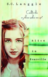 Book Cover of Alice in Everville by S. C. Langgle