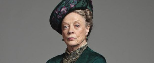 Bloggiesta Finish Line with the Dowager Countess